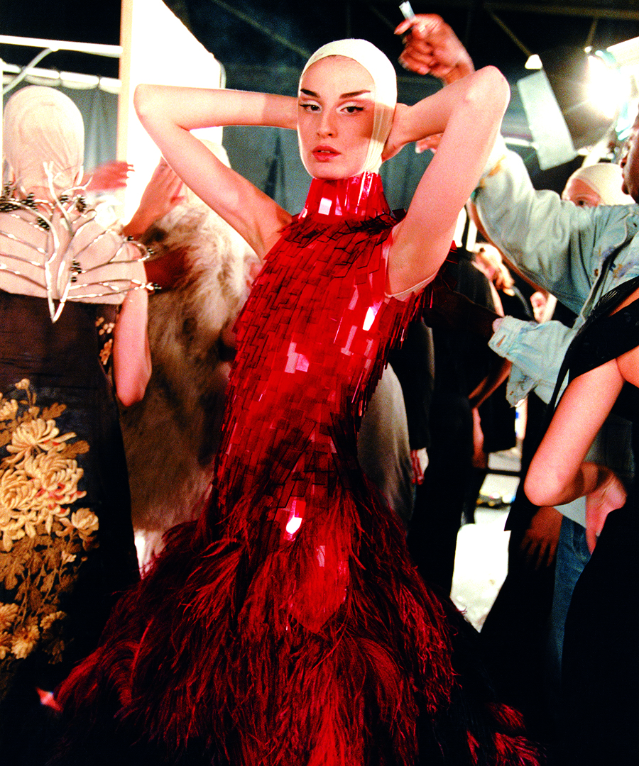 An Inside Look at Designer Alexander McQueen's Legacy