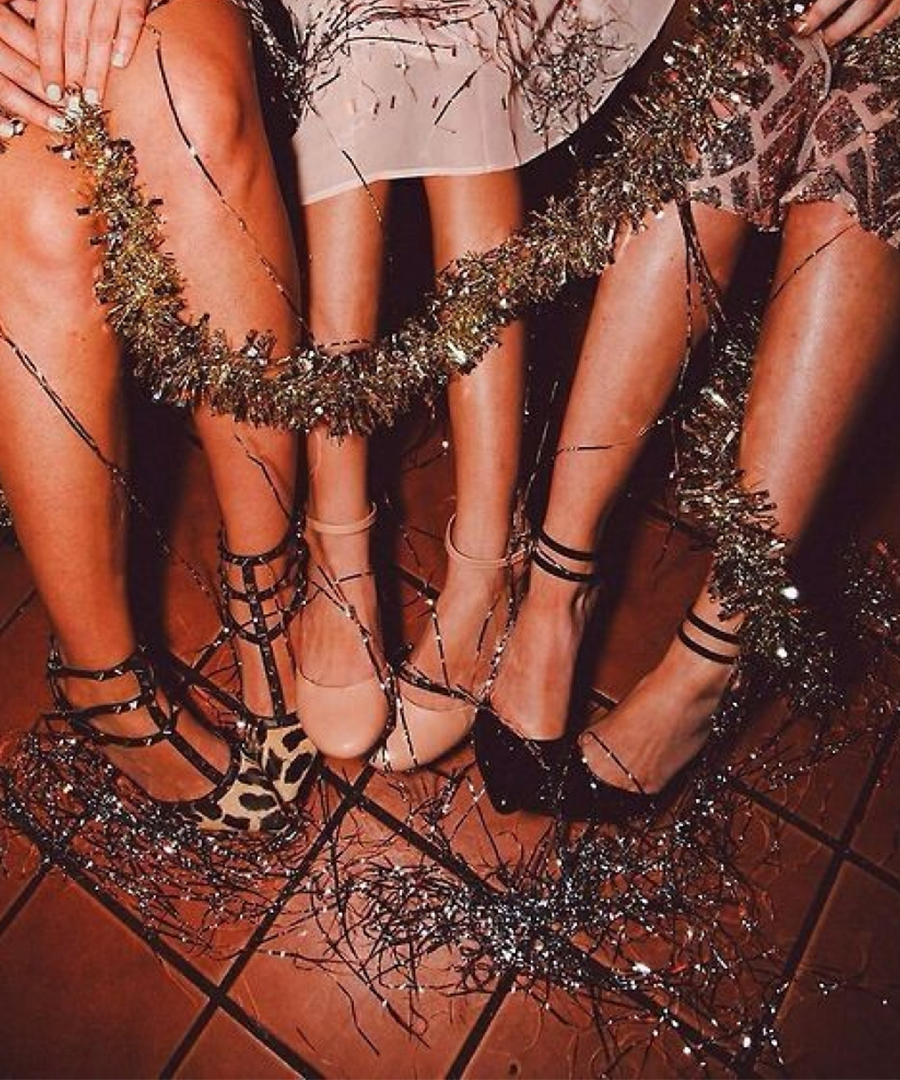 Our Top Ten Heels For New Year's Eve