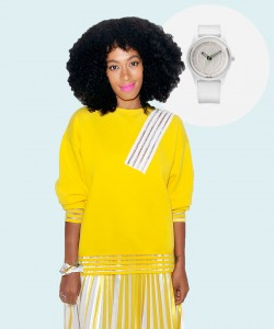 Watch & Learn: Solange Knowles' Q&Q