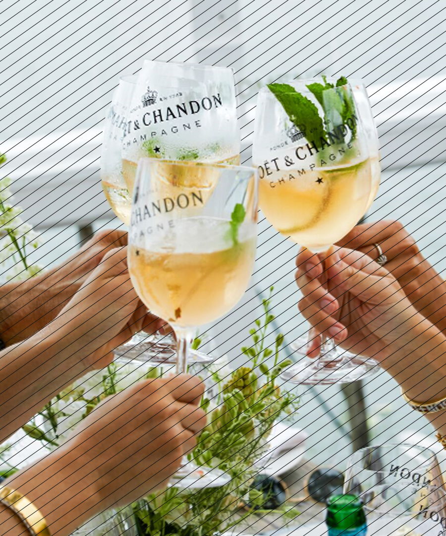 Drink DuJour: Moët Ice Cold