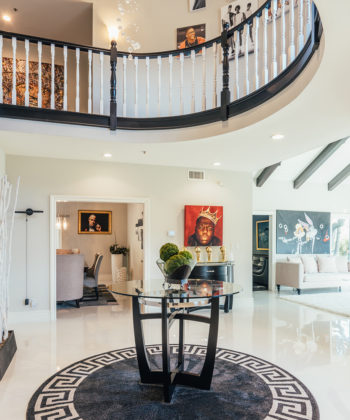 Inside Shaquille O'Neal's $2.5 Million Home