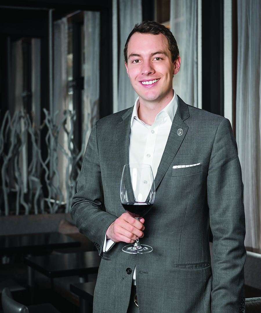 Meet The Little Nell's Newest Wine Director