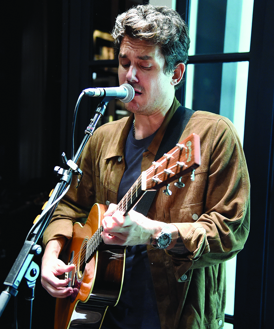 John Mayer and Audemars Piguet Celebrate Material Good