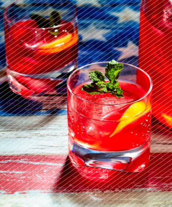 Drink DuJour: Red Rum Punch