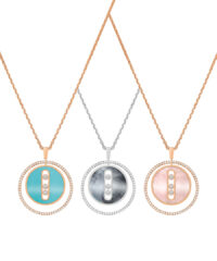 Messika's New Collection Trades Diamonds For Colored Stones