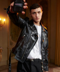 Anwar Hadid Smells Cool in Valentino