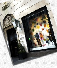 Behind the Exhibit: Scatter My Balloons at Bergdorf's