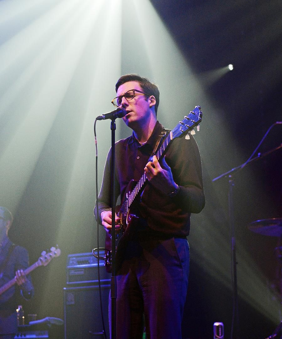 Nick Waterhouse's Retro Style