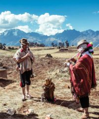 Savor a Traditional Andean Feast