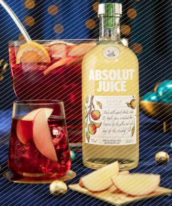 Drink DuJour: Absolut Juice Apple Sangria