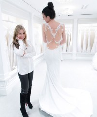 Ask A Wedding Expert: Find the Perfect Dress with Pnina Tornai