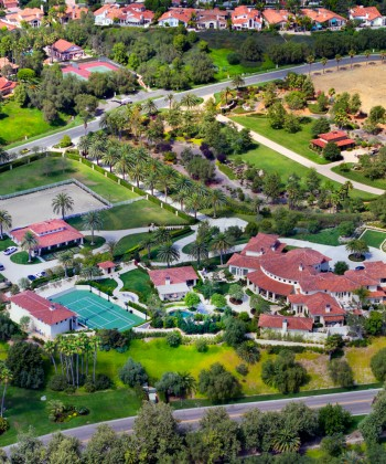 Inside a $21.5 Million Estate with an Olympic-Size Riding Arena