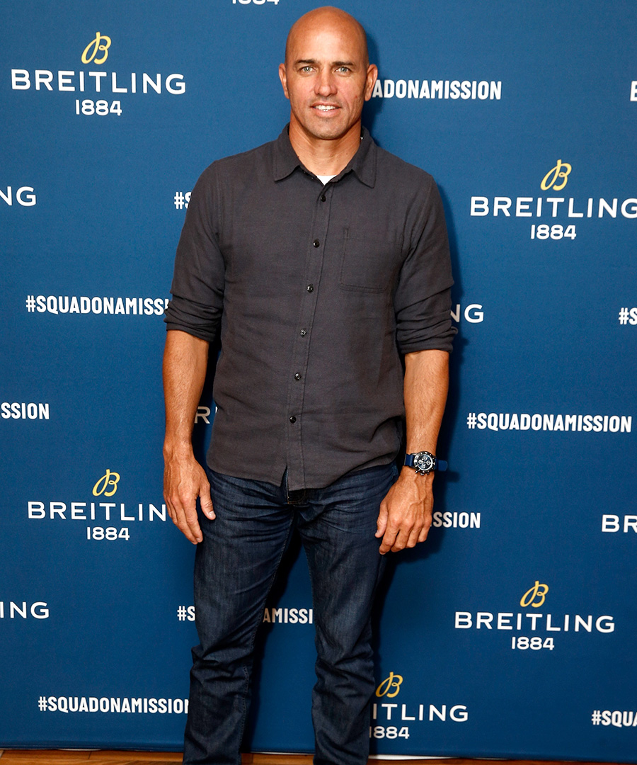 Breitling Unveils New Timepiece in NYC