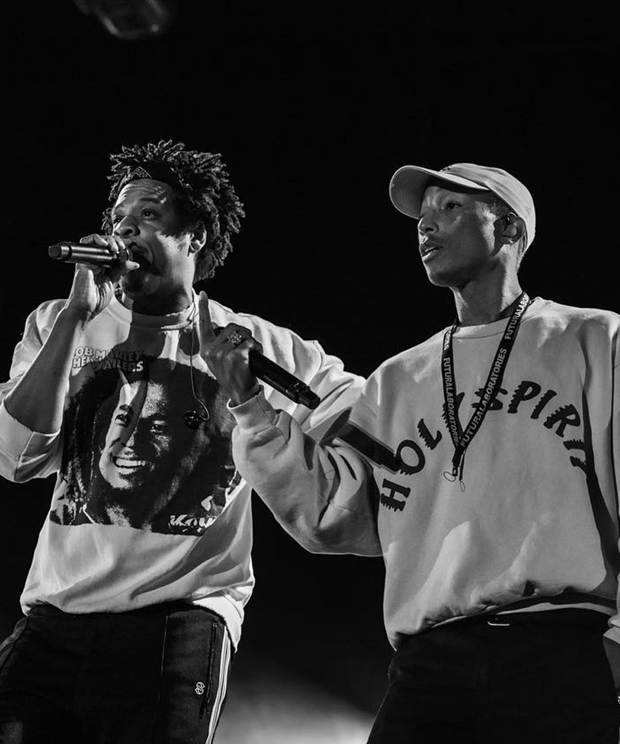 Pharrell Williams Brought Out Jay-Z, Missy Elliott and More