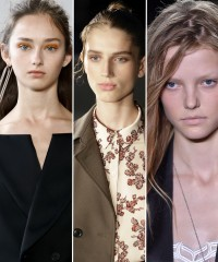 Our 5 Favorite Beauty Looks of New York Fashion Week