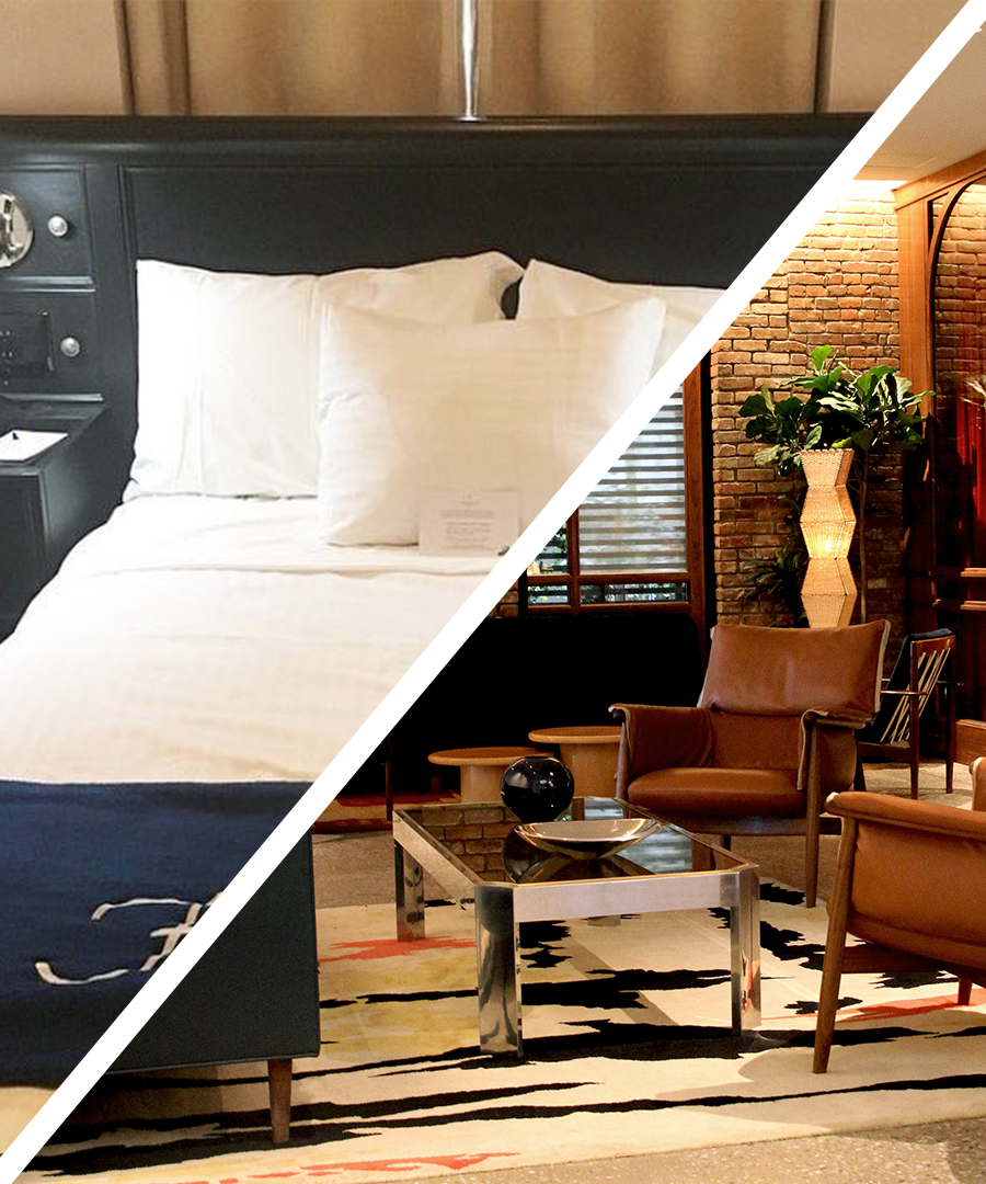 Room Request! The Frederick Hotel