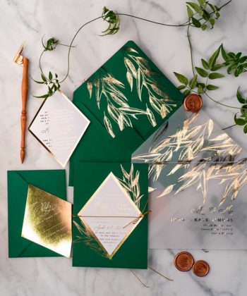 5 Special Wedding Invitation Ideas