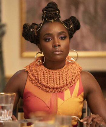 KiKi Layne plays Eddie Murphy's eldest daughter and the heir to the Zamunda throne in the highly anticipated Coming 2 America
