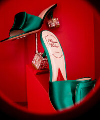 Roger Vivier Celebrates Its New Collections in Paris