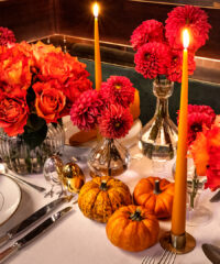How To Perfect Your Thanksgiving Tablescape