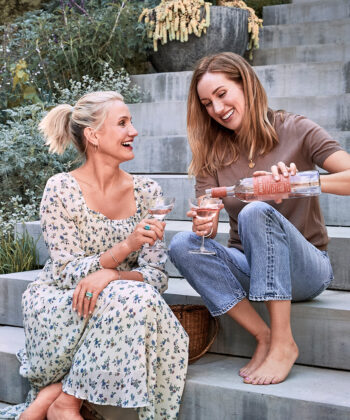 Cameron Diaz's New Vegan Wine is Clean and Crisp