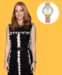 Watch & Learn: Jessica Chastain's Piaget