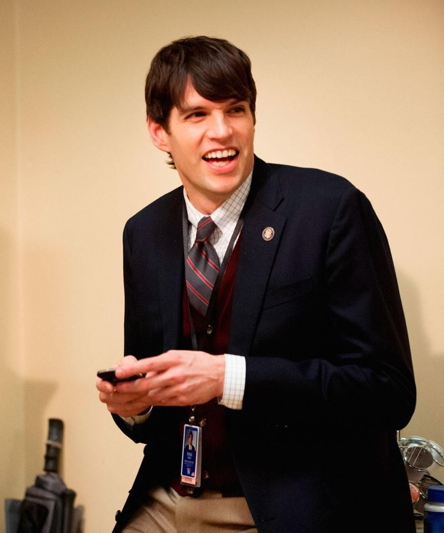 Meet Veep's Most Annoying Character