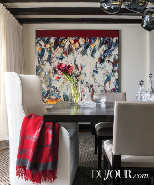 Inside the home of Rich and Leslie Frank
