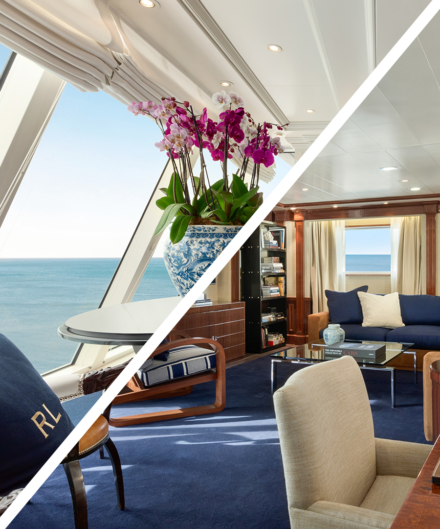 Room Request! Oceania Cruises' Riviera