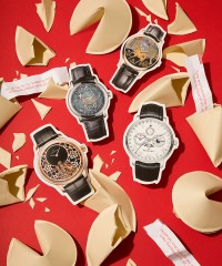 Watches Influenced By the Chinese New Year