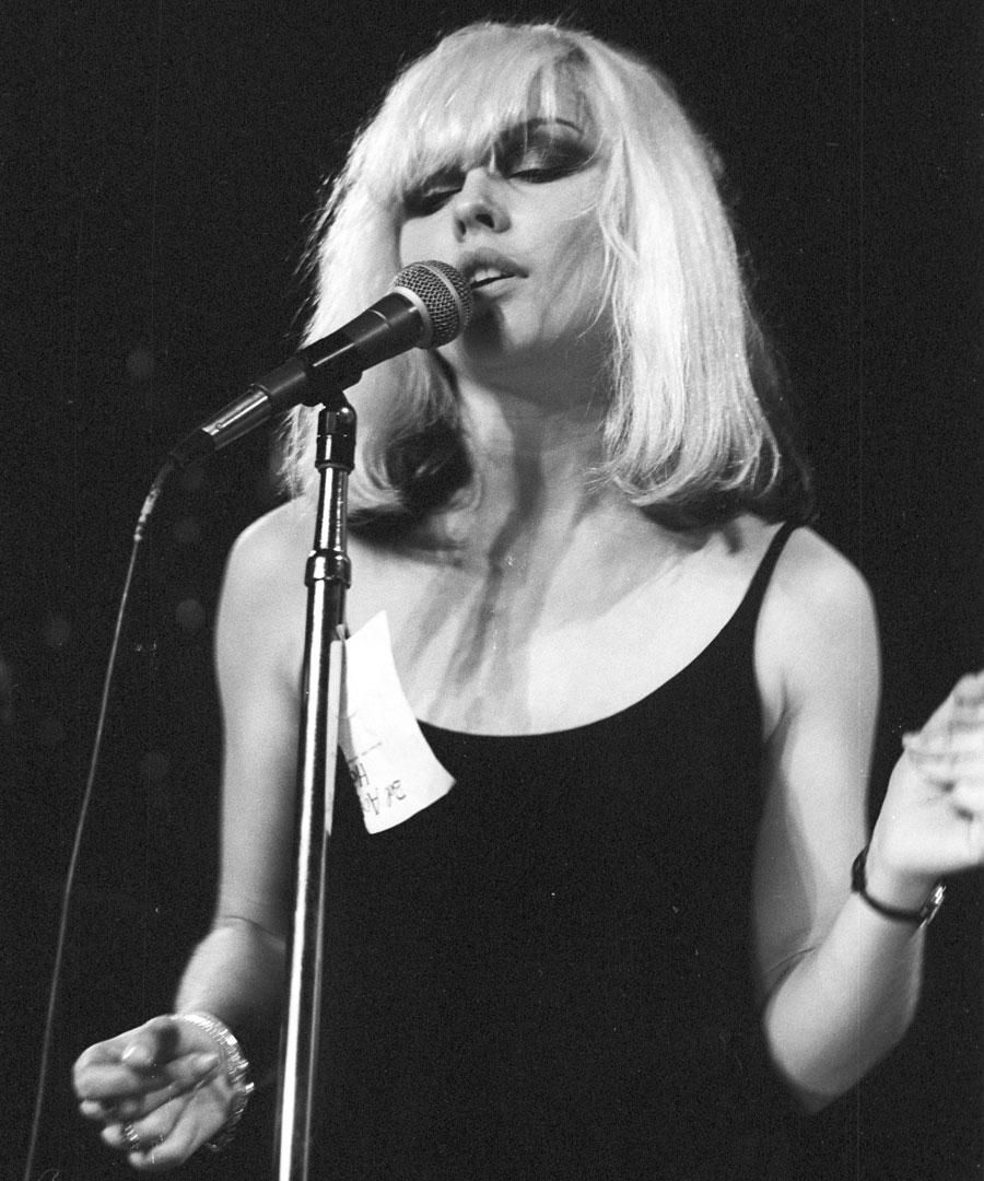 Debbie Harry's Punk Style – Gallery