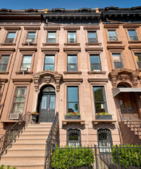 Explore this newly listed brownstone that features outdoor space in beautiful Brooklyn