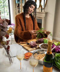 What to Pair With Veuve Clicquot This Holiday Season