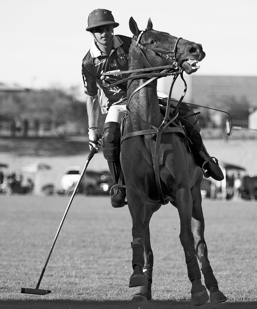 Polo's Hottest Rising Star