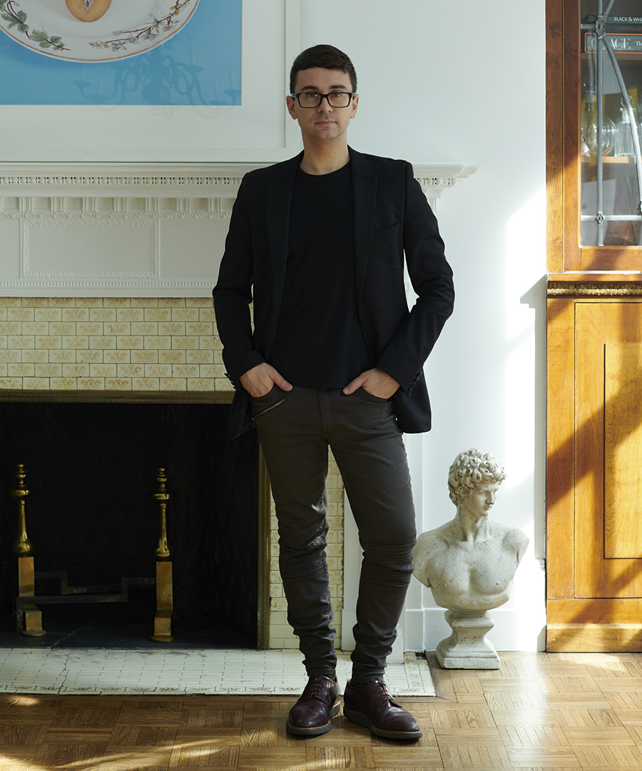 Celebrating Designer Christian Siriano