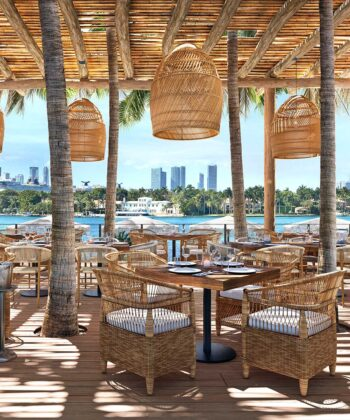 Inside Miami's Reimagined Mondrian South Beach