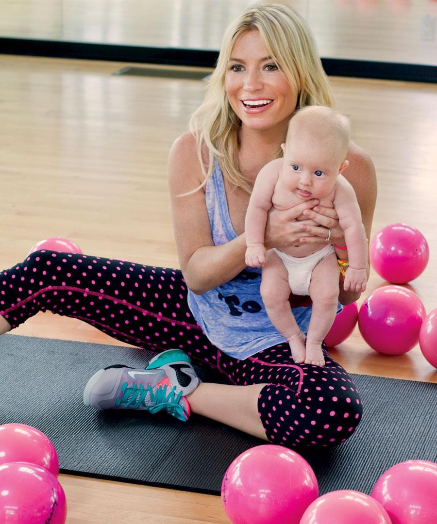 Tracy Anderson's Post-Baby Body: How Did She Do It?