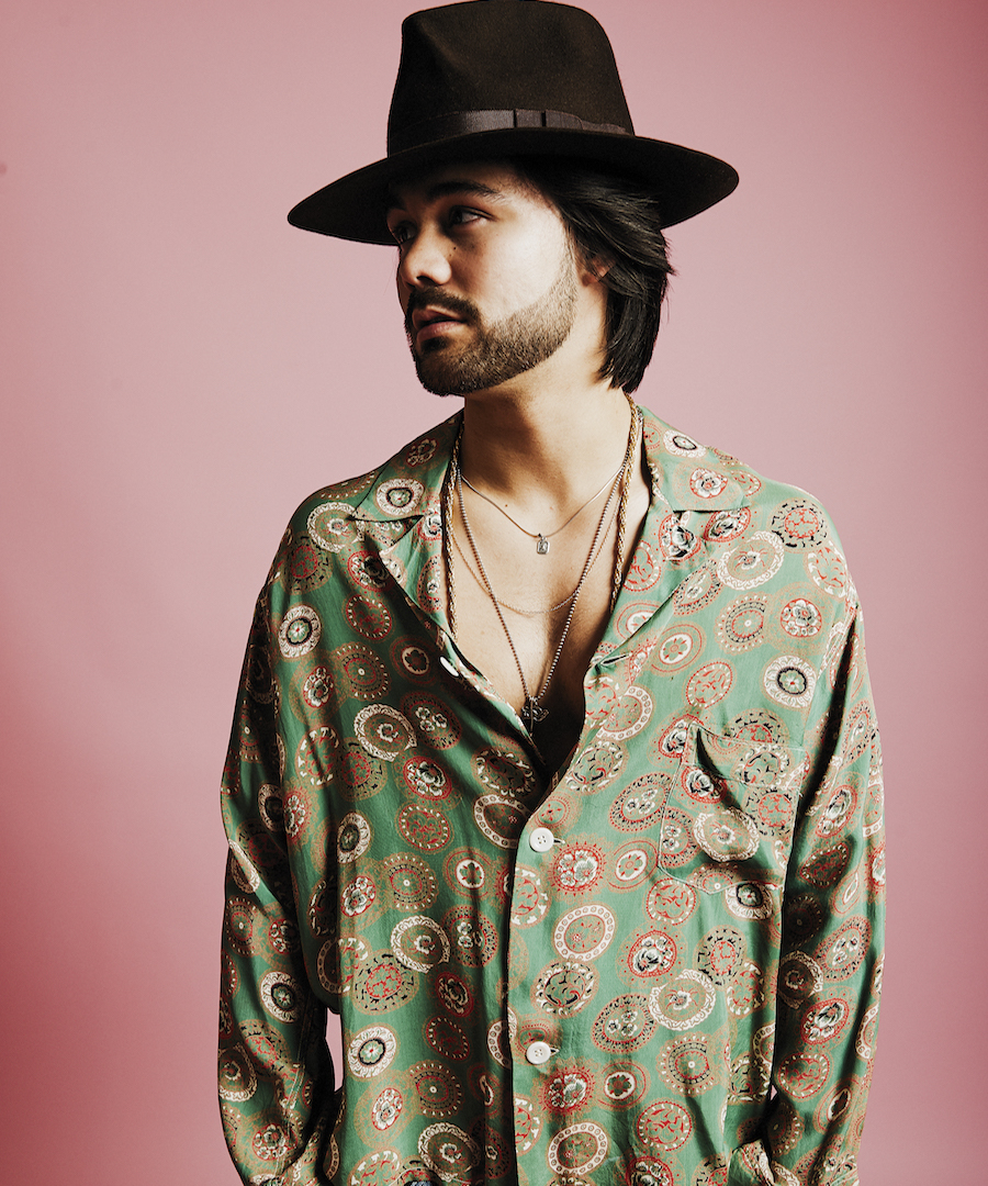 "Exclusive Song Premiere: ""Pink Tree"" by Caye"