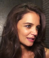 Katie Holmes Tells DuJour About Her Cover Photo Shoot and More