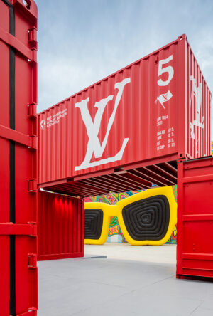 Inside Louis Vuitton's Zoooom with Friends in Miami Design District