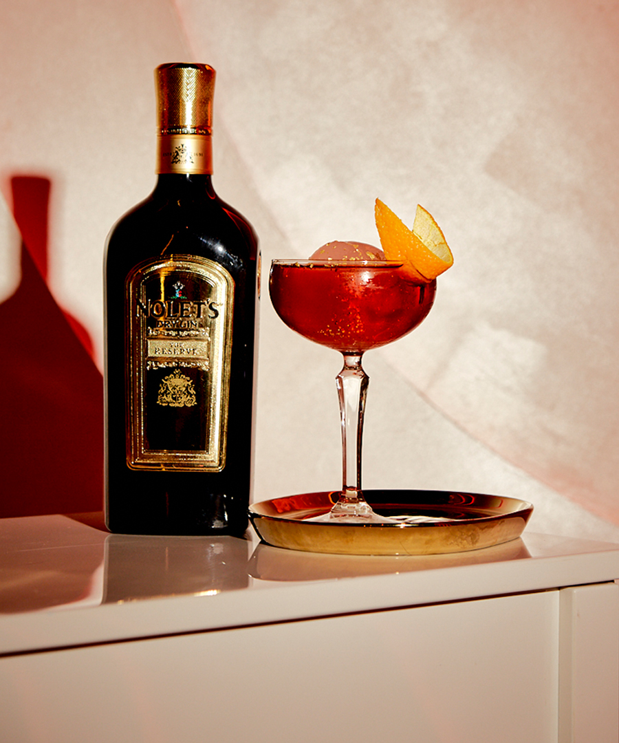 Try a $1,250 Luxury Negroni