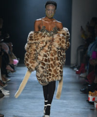 Christian Cowan's Fall/Winter NYFW Runway Show