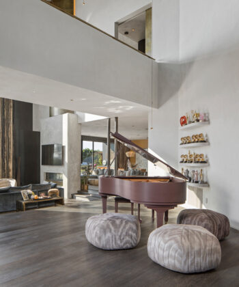 Inside John Legend and Chrissy Teigen's Beverly Hills Home