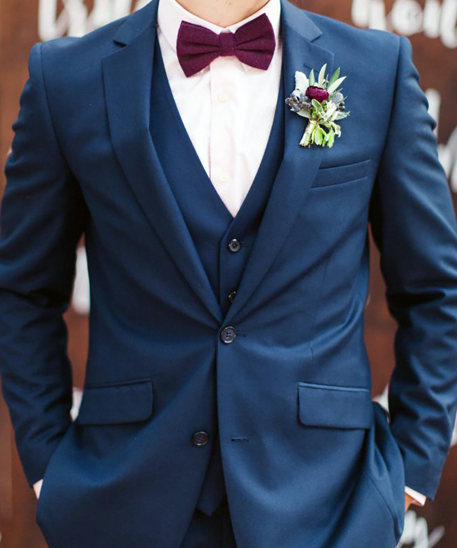 5 Stellar Bow Ties for the Most Stylish Grooms