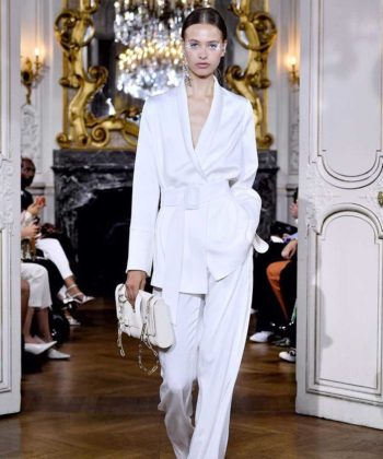 12 Wedding Suits For The Cool, Contemporary Bride