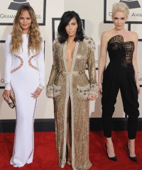 The Best Dressed Celebrities at the Grammys