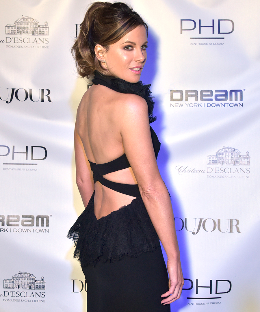 DuJour Celebrates Spring Cover Star Kate Beckinsale
