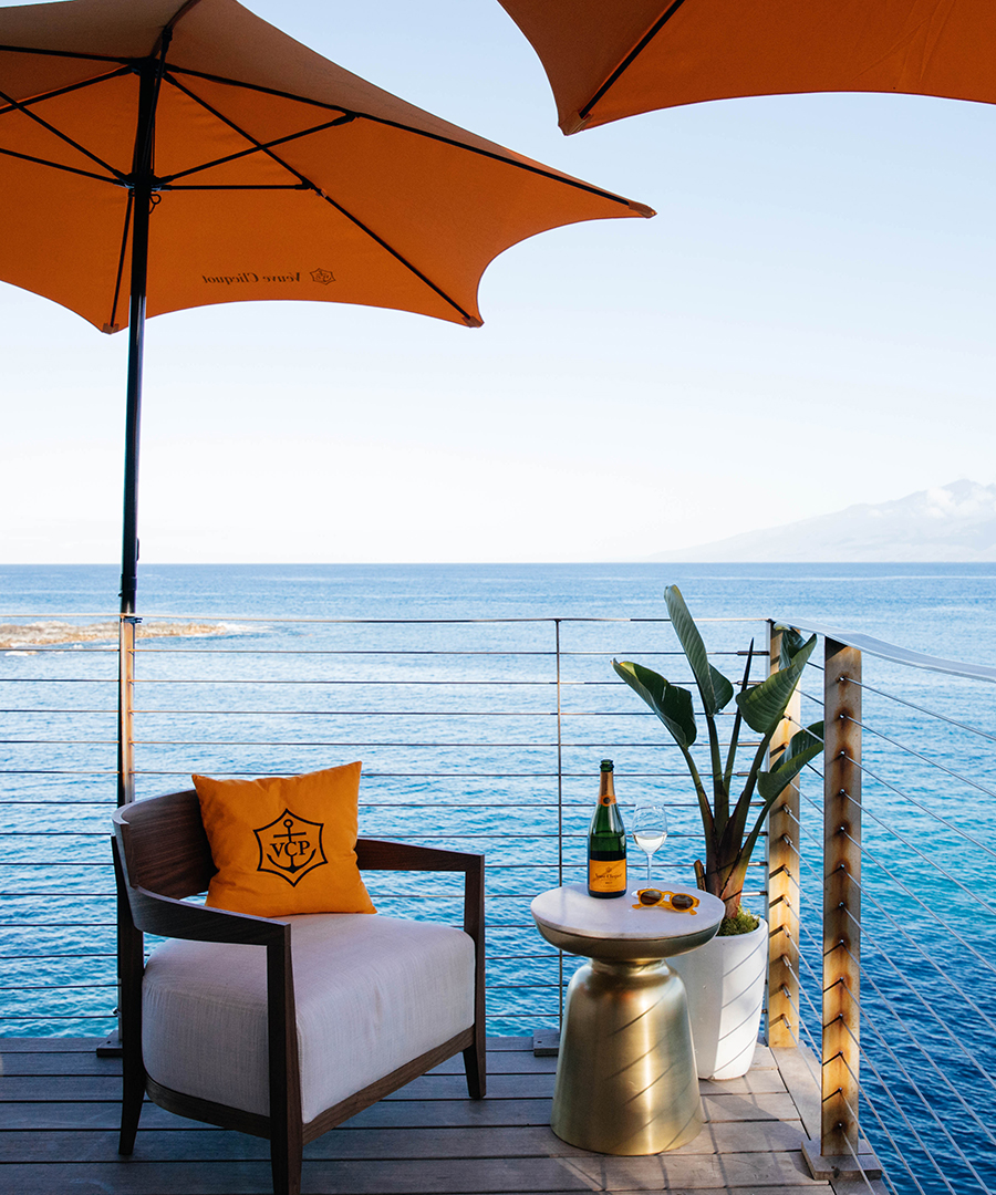 The Best Getaways for Bubbly Lovers