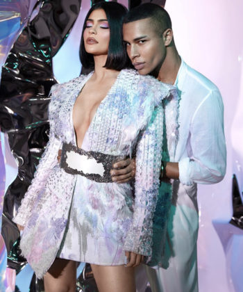 Kylie Cosmetics Launches Collab With Balmain