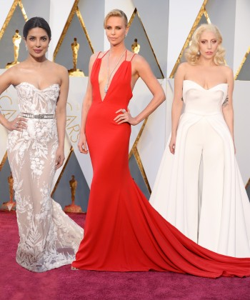 The Best Dressed Celebrities at the Oscars